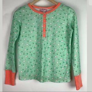 American Girl Beforever Pajama Top  Large (14/16)